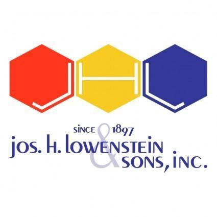 Jos h lowenstein sons