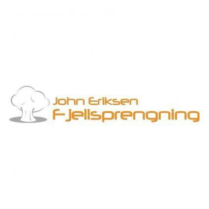 John eriksen fjellsprengning