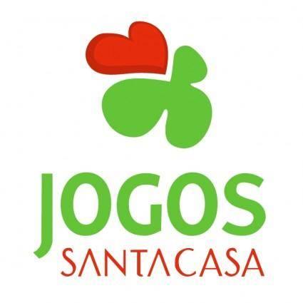 free vector Jogos santa casa