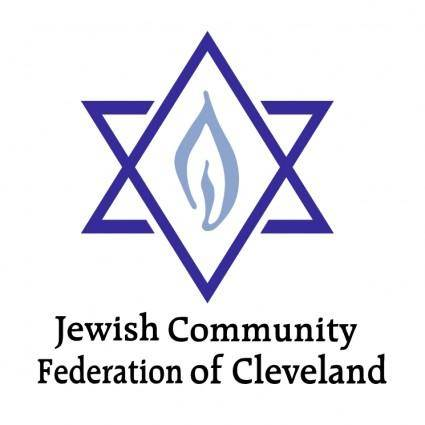 free vector Jewis community federation of cleveland