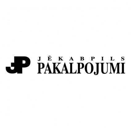 free vector Jekabpils pakalpojumi