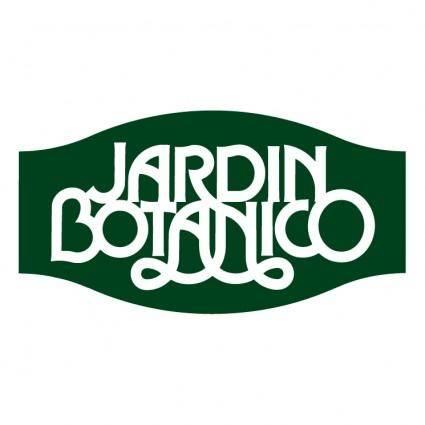 free vector Jardin botanico