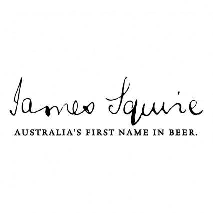 James squire