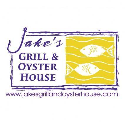 free vector Jakes grill oyster house