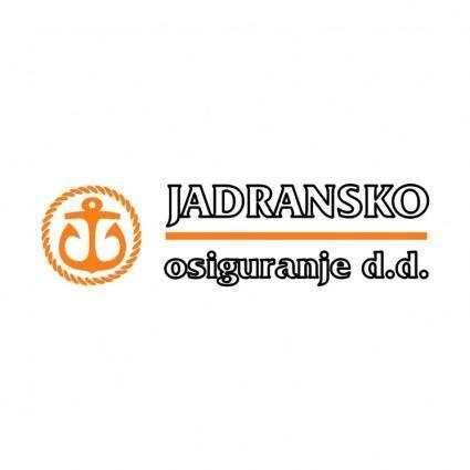 free vector Jadransko osiguranje