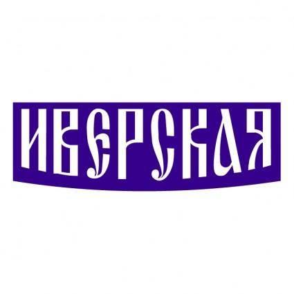 free vector Iverskaya