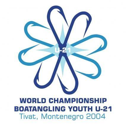 free vector Iv world championship boatangling youth u 21