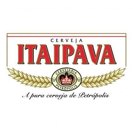 free vector Itaipava