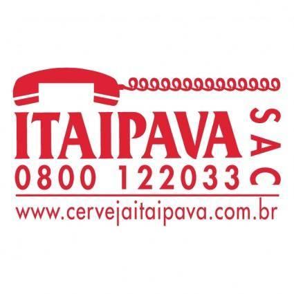 free vector Itaipava sac