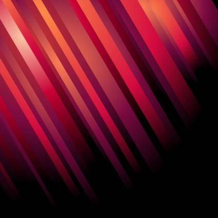 Brilliant color stripes 03 vector