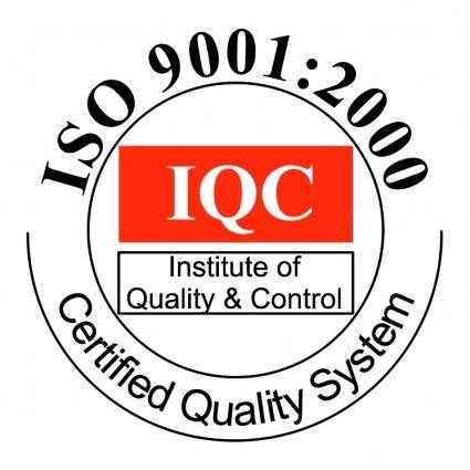 free vector Iso 9001 2000