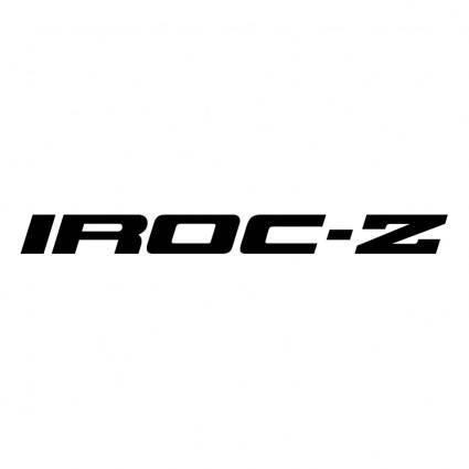 free vector Iroc z 0