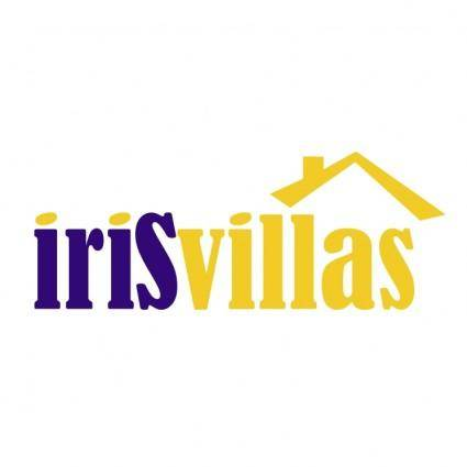 free vector Irisvillas