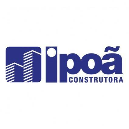 free vector Ipoa construtora