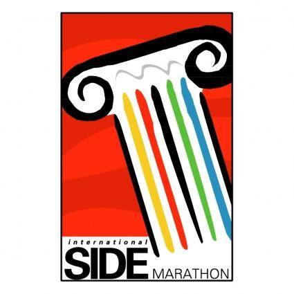International side marathon
