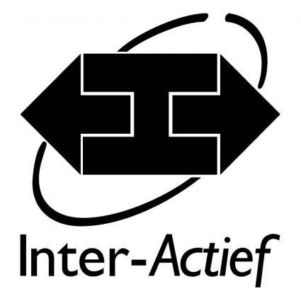 free vector Inter actief