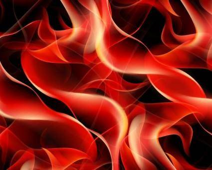 free vector 10 vector fire red smoke