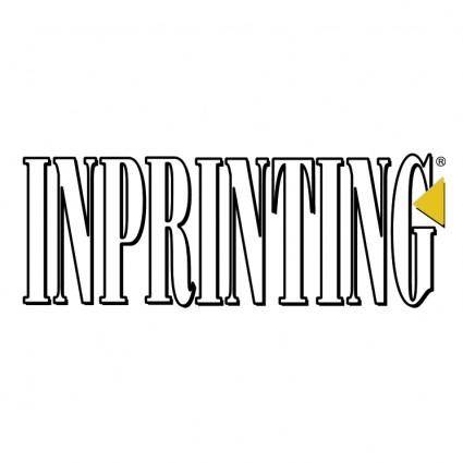 free vector Inprinting
