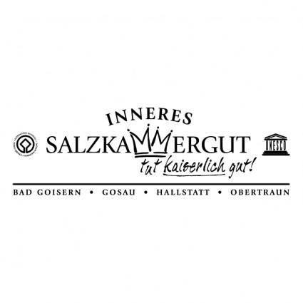 free vector Inneres salzkammergut