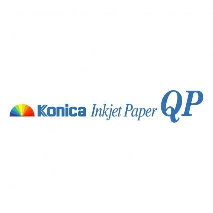 Inkjet paper qp