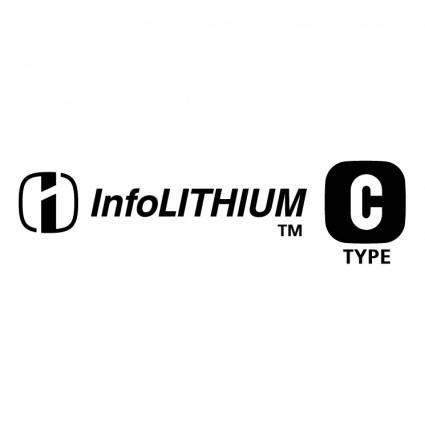 Infolithium c