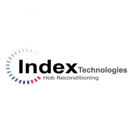 Index technologies