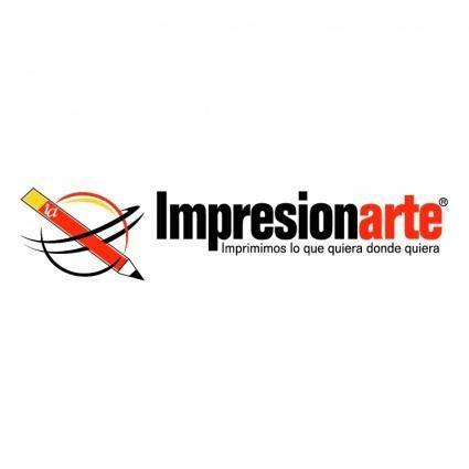 free vector Impresionarte