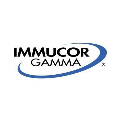 free vector Immucor gama