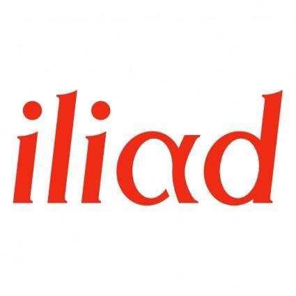 free vector Iliad