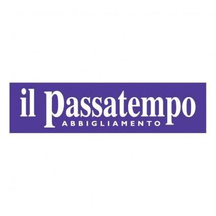 free vector Il passatempo