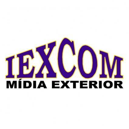 Iexcom midia exterior