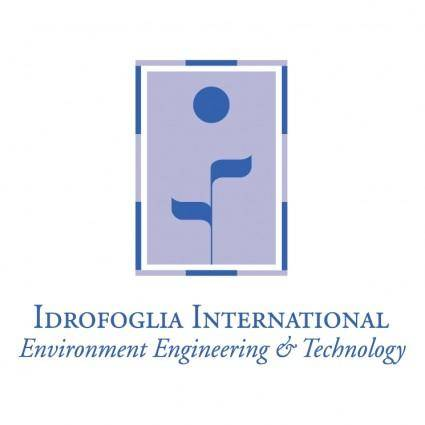 free vector Idrofoglia international