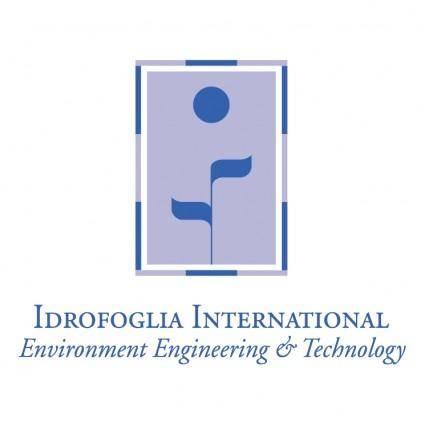 free vector Idrofoglia international