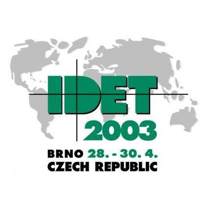 Idet 2003