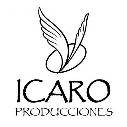 free vector Icaro producciones