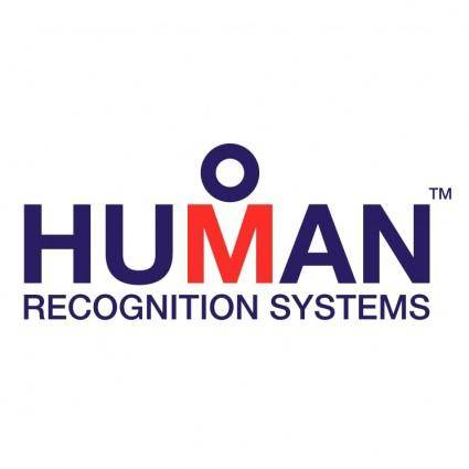Human recognition systems