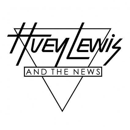 free vector Huey lewis the news