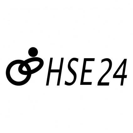free vector Hse 24