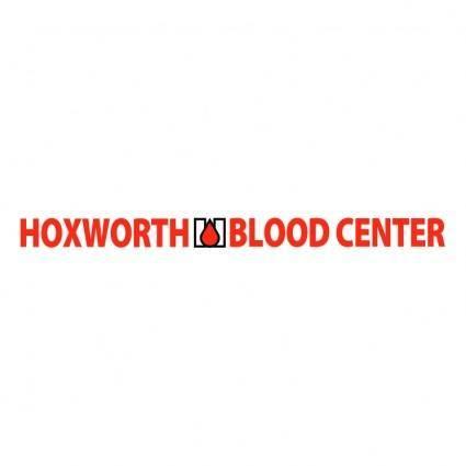 Hoxworth blood center 0