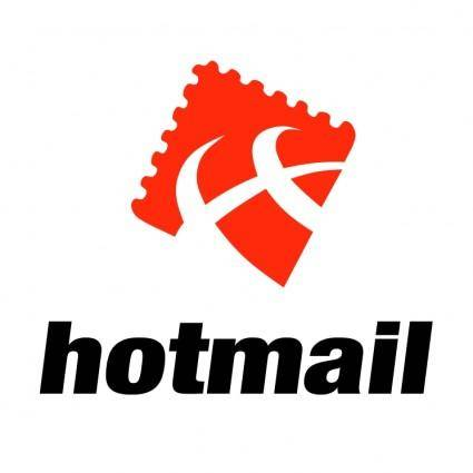 free vector Hotmail