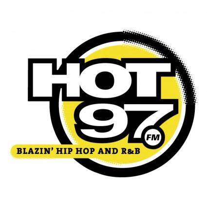 free vector Hot 97 nyc