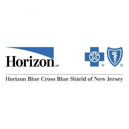 free vector Horizon brue cross blue shield