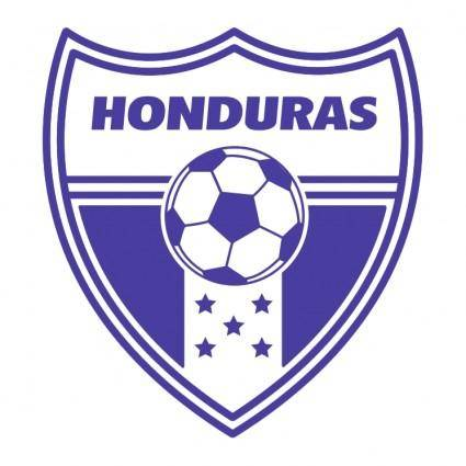 free vector Honduras football association