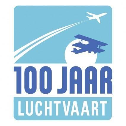 Honderd jaar luchtvaart