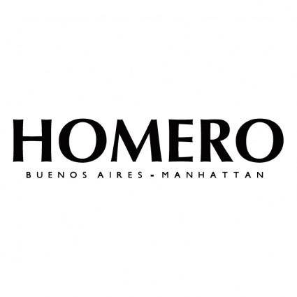 free vector Homero