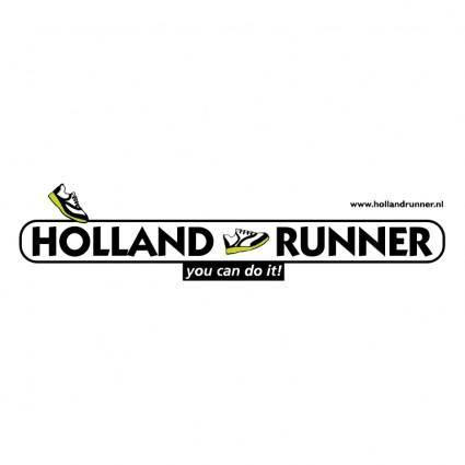 Holland runner