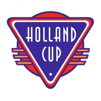 free vector Holland cup
