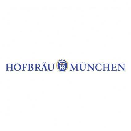 free vector Hofbraeuhaus muenchen 1