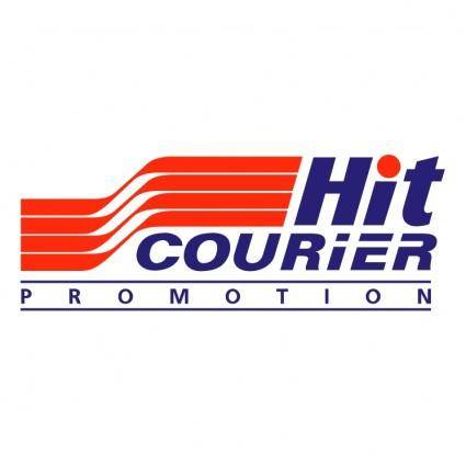 free vector Hitcourier promotion