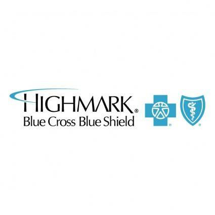 free vector Highmark blue cross blue shield